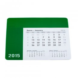 Mousepad Agenda Calendario